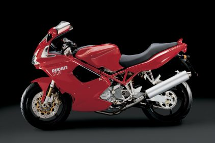 Ducati ST3s 2006 1