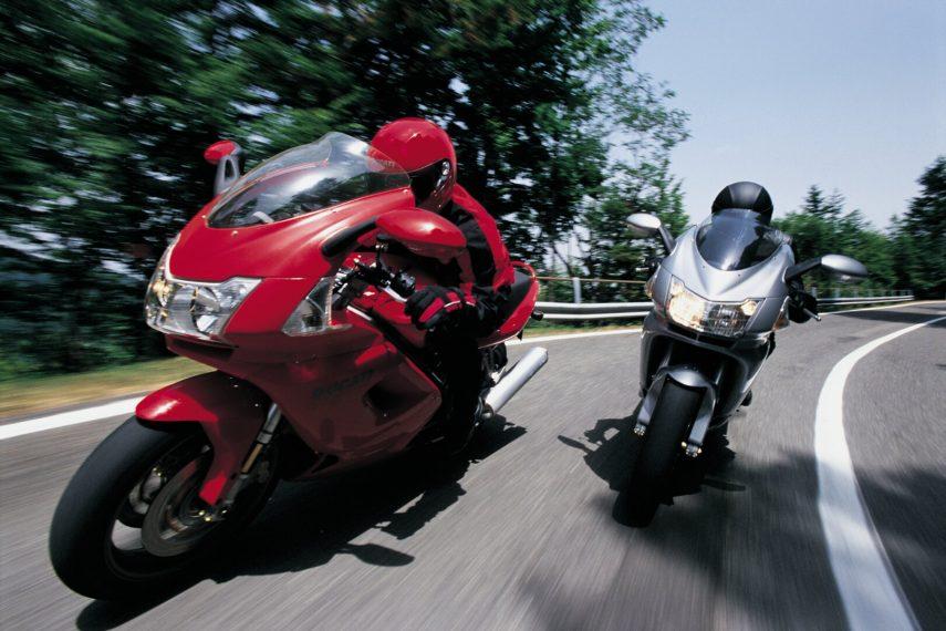 Ducati ST4s y ST3 2004
