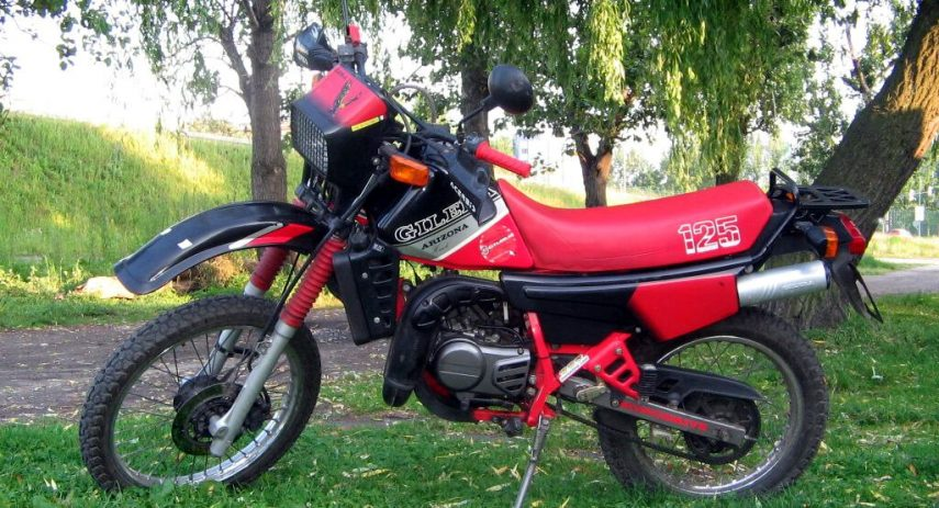 Gilera RX 125 Arizona 1
