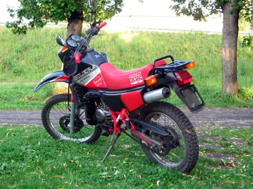 Gilera RX 125 Arizona 2