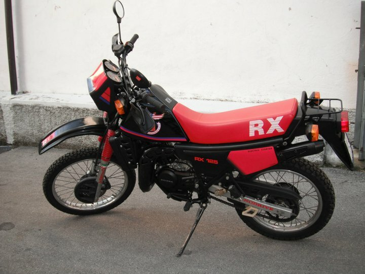 Gilera RX 125 Arizona 3