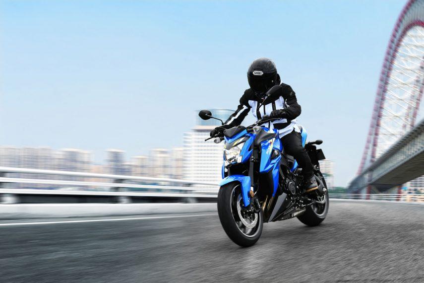 Suzuki se prepara para lanzar una nueva GSX-S 1000 el próximo 26 de abril