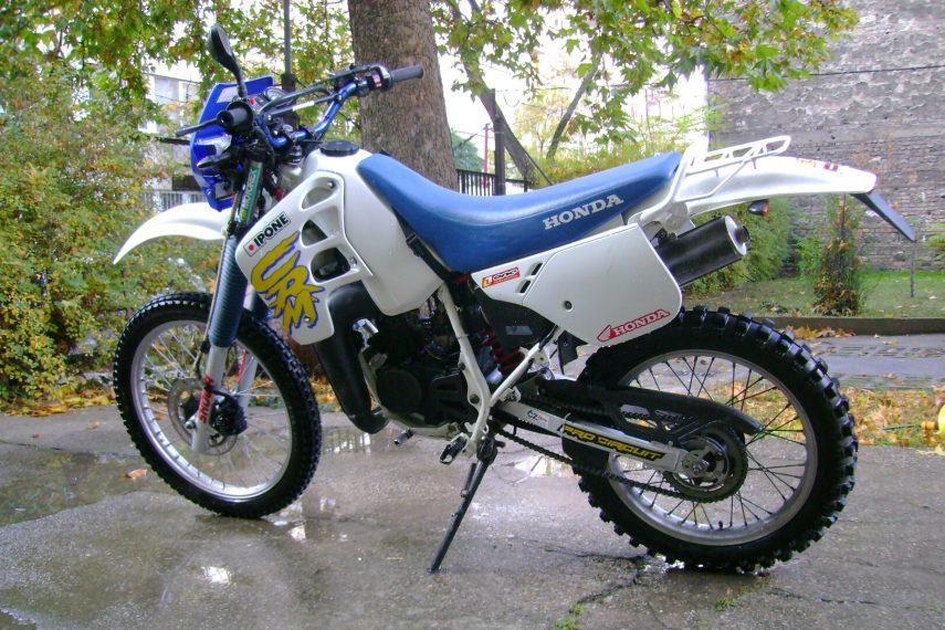 Honda CRM 75 R fene