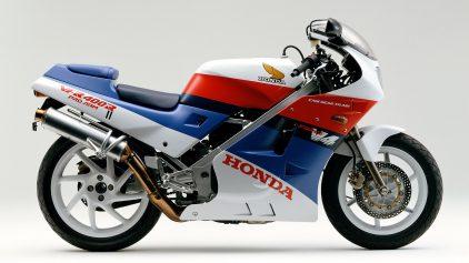 Honda VFR 400 R 1987 NC24 4