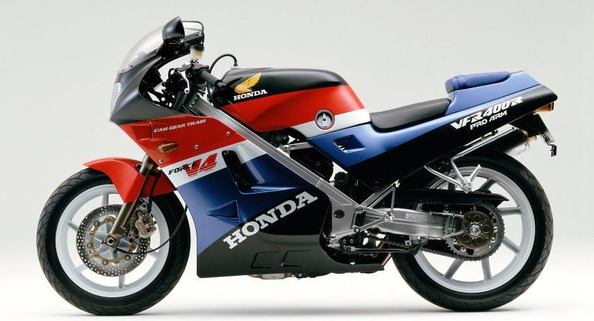 Honda VFR 400 R 1987 NC24 5