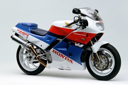 Honda VFR 400 R 1987 NC24 6