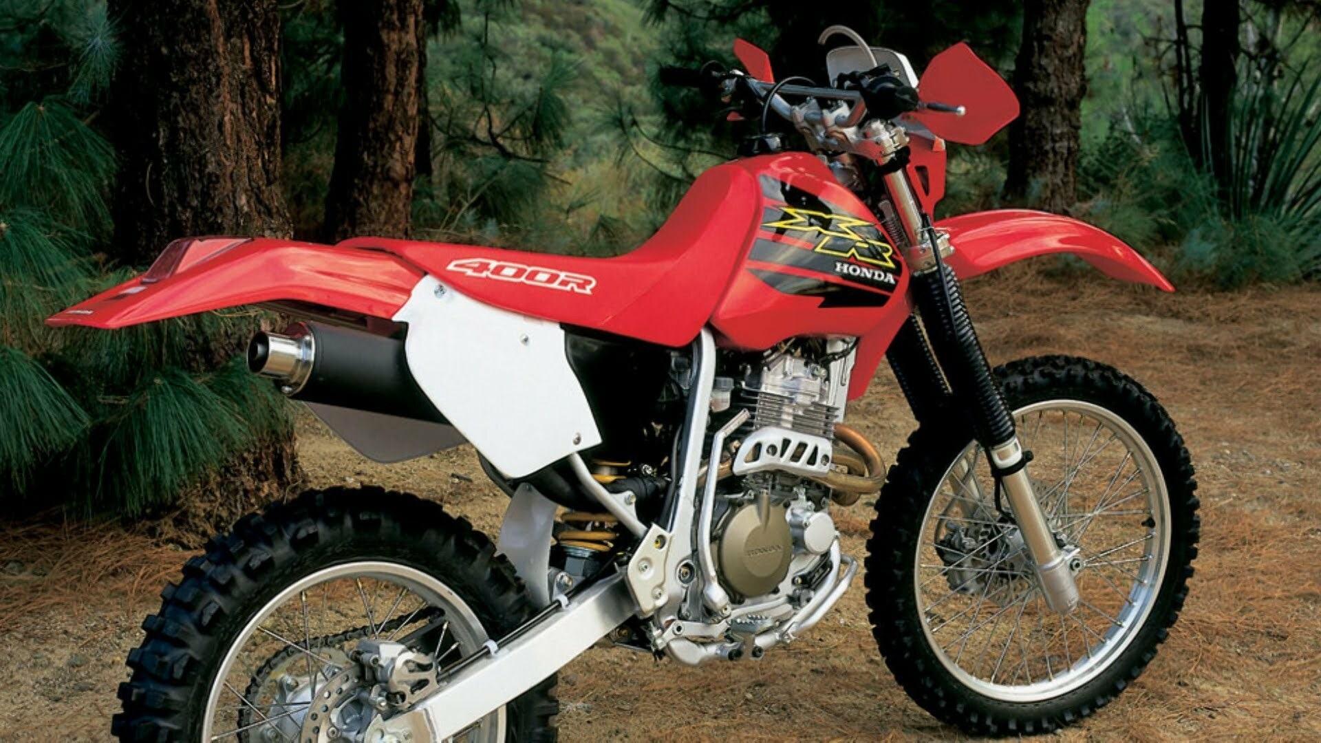Honda XR 400 R 2000
