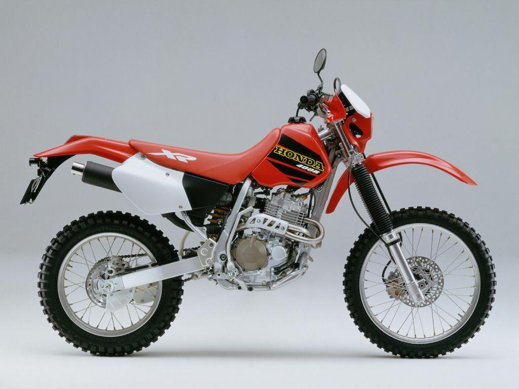 Honda XR 400 R 2001 1