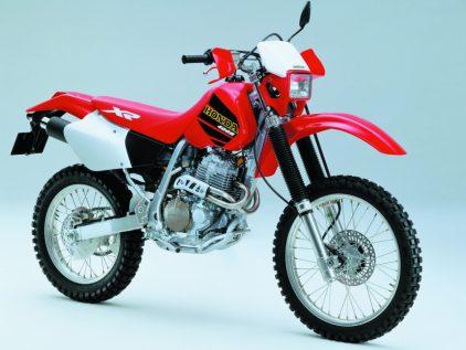 Honda XR 400 R 2001 2