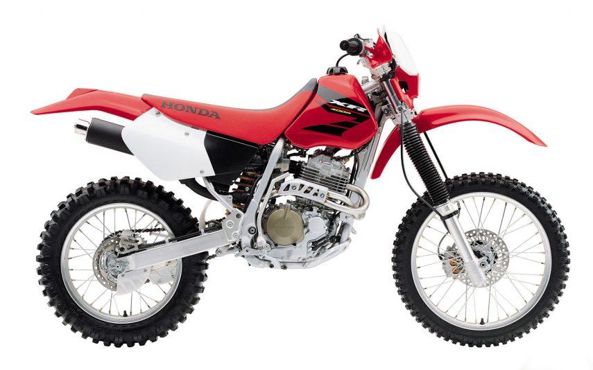 Moto del día: Honda XR 400 R