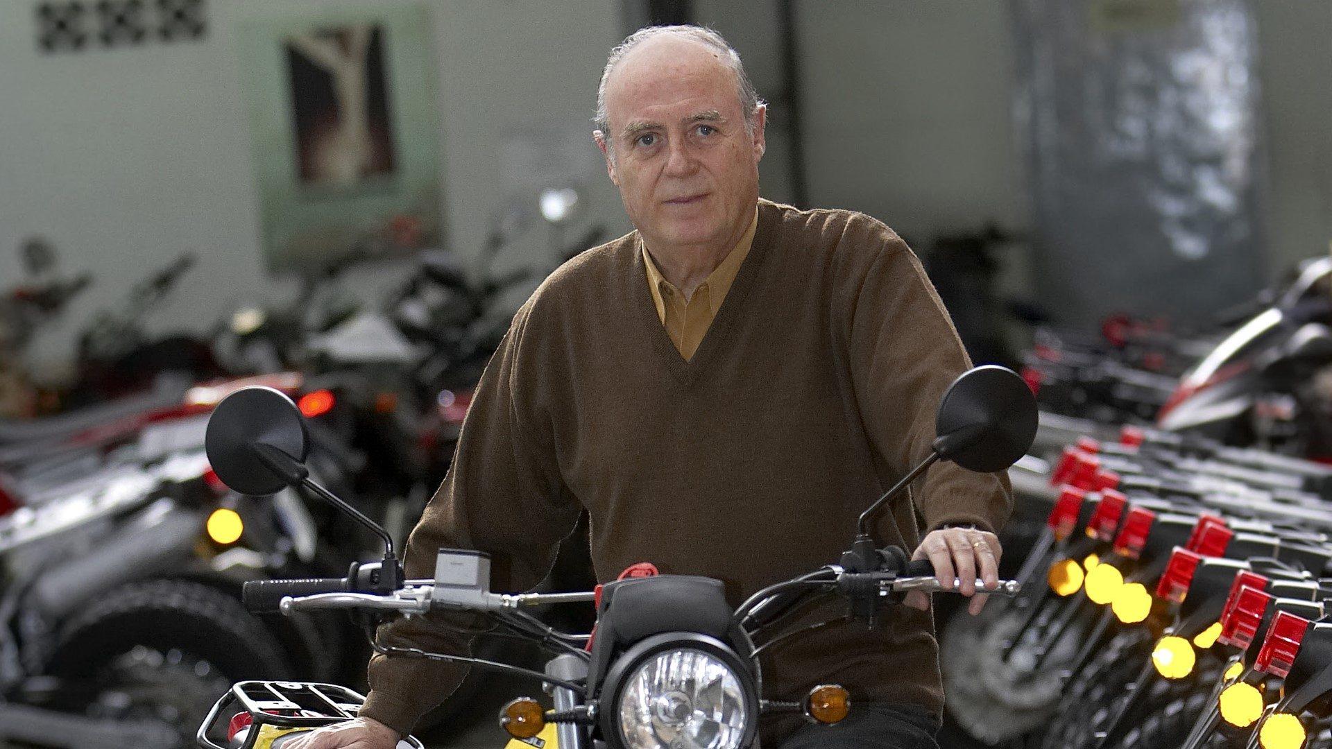 Fallece Jordi Riera Baró, hijo de uno de los fundadores de la mítica marca española Rieju