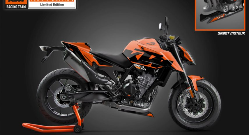 KTM 890 DUKE BLACK MY21 TECH 3 LIMITED EDITION