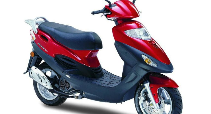 Kymco Movie XL 150 3