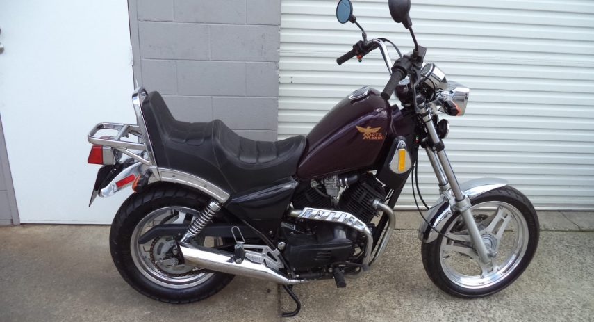 Moto Morini Excalibur 501 01