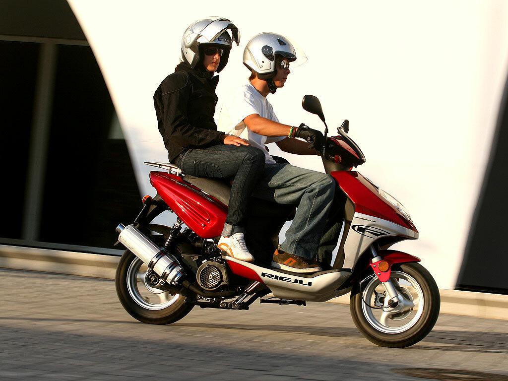 Moto del día: Rieju Pacific 125
