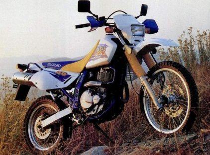 Suzuki DR 650 SE 1996 1