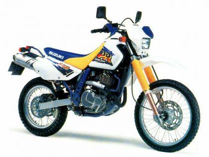 Suzuki DR 650 SE 1996 3