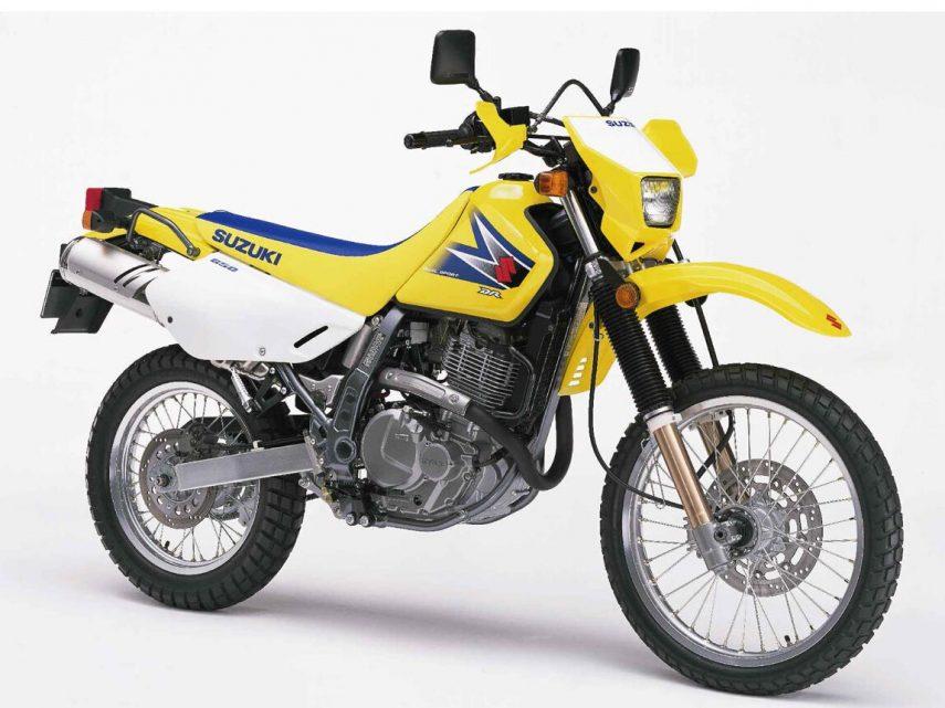 Suzuki DR 650 SE 2006 1