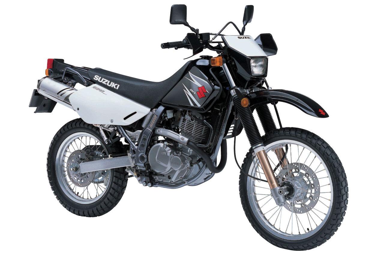 Suzuki DR 650 SE 2006 2