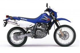 Suzuki DR 650 SE 2006 3