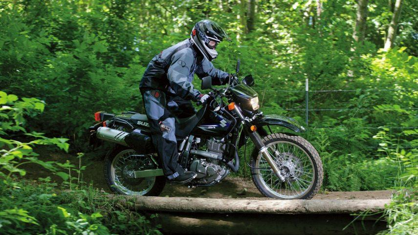 Moto del día: Suzuki DR 650 SE