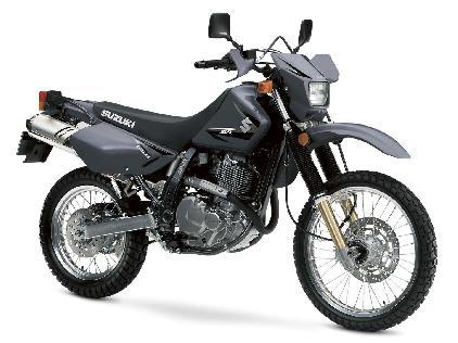 Suzuki DR 650 SE 2011 2