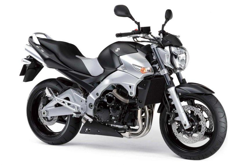 Suzuki GSR 600 2006 1