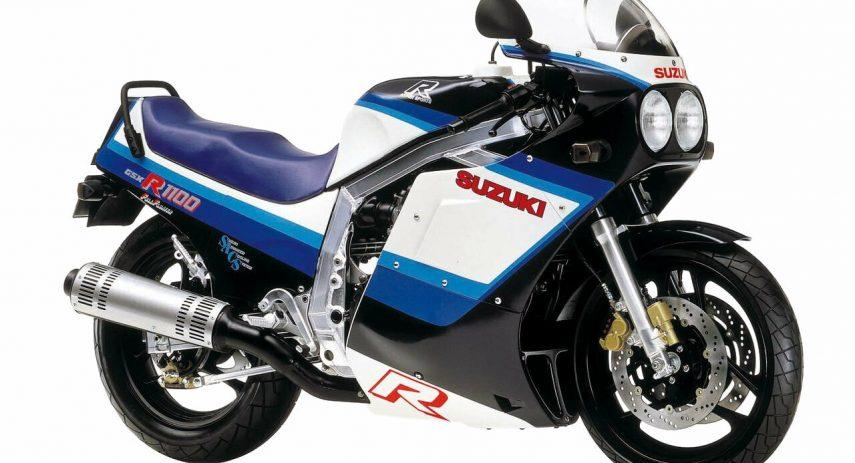 Suzuki GSX R 1100 1