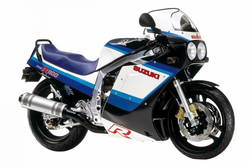 Moto del día: Suzuki GSX-R 1100