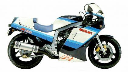 Suzuki GSX R 1100 3