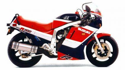 Suzuki GSX R 1100 4