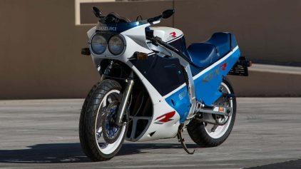 Suzuki GSX R 1100 5