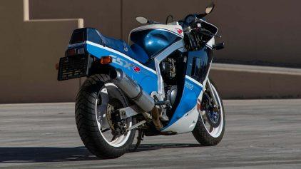 Suzuki GSX R 1100 6