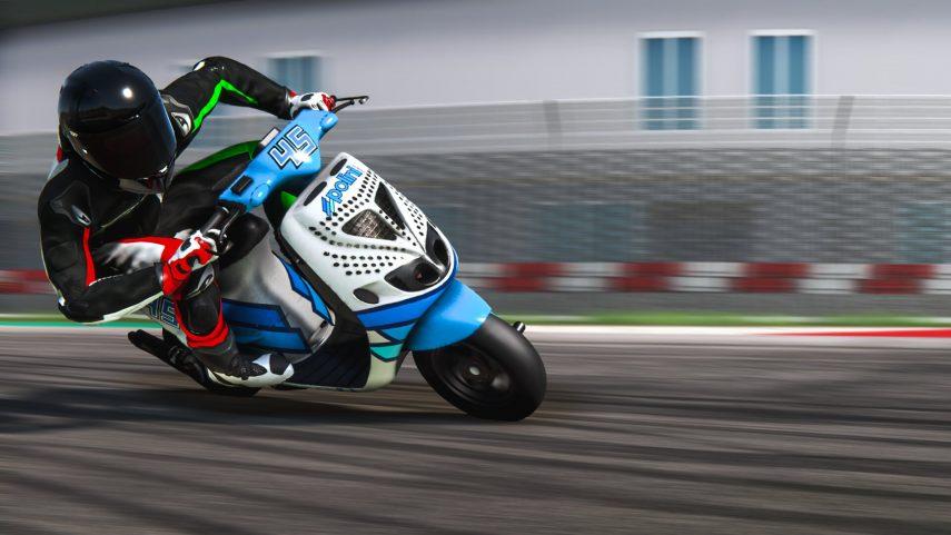 TrackDayR trae a las pantallas la emoción de montar en moto en circuito