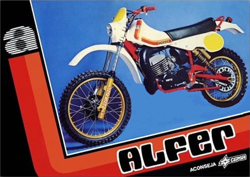 Alfer Enduro 250 2