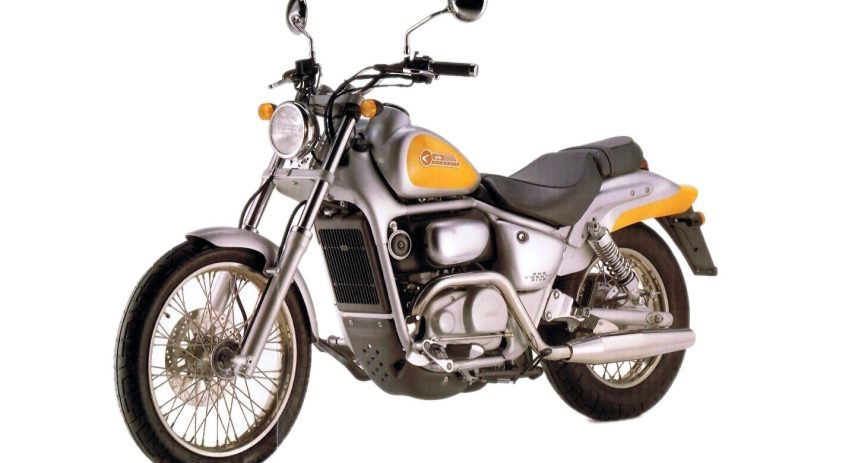 Aprilia Classic 125 1