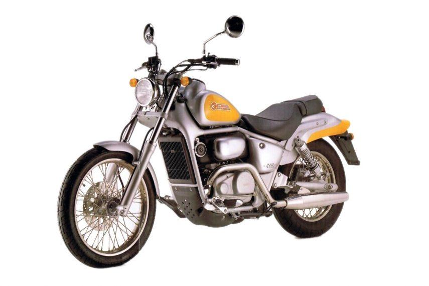 Moto del día: Aprilia Classic 125