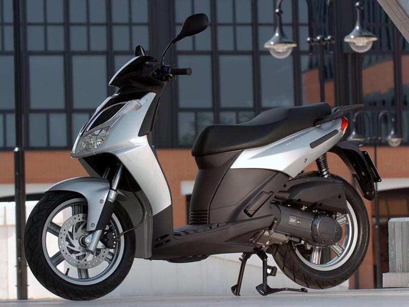 Aprilia Sportcity 200 1