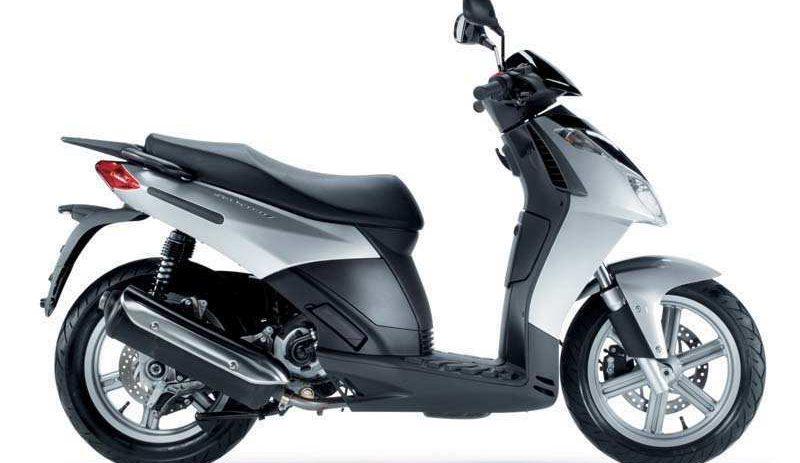 Aprilia Sportcity 200 2