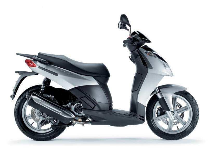Moto del día: Aprilia Sportcity 200
