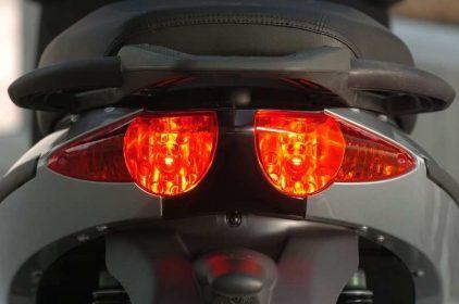 Aprilia Sportcity 200 4