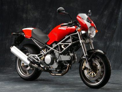 Ducati Monster 620 Capirex 1