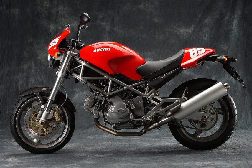 Ducati Monster 620 Capirex 2