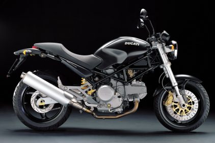 Ducati Monster 620 ie Dark