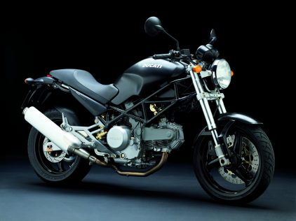 Ducati Monster 620 Monodisco Dark