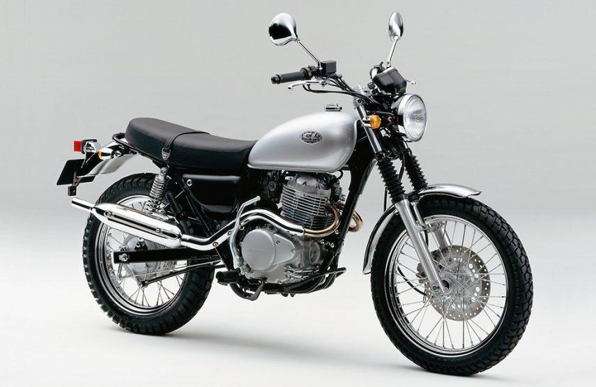 Moto del día: Honda CL 400