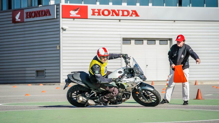 Honda Instituto de Seguridad 2019 2