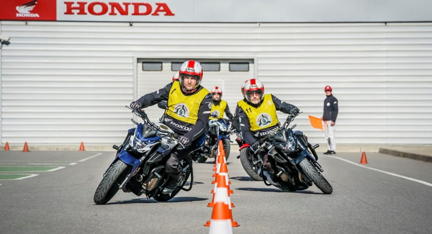 Honda Instituto de Seguridad 2019 3