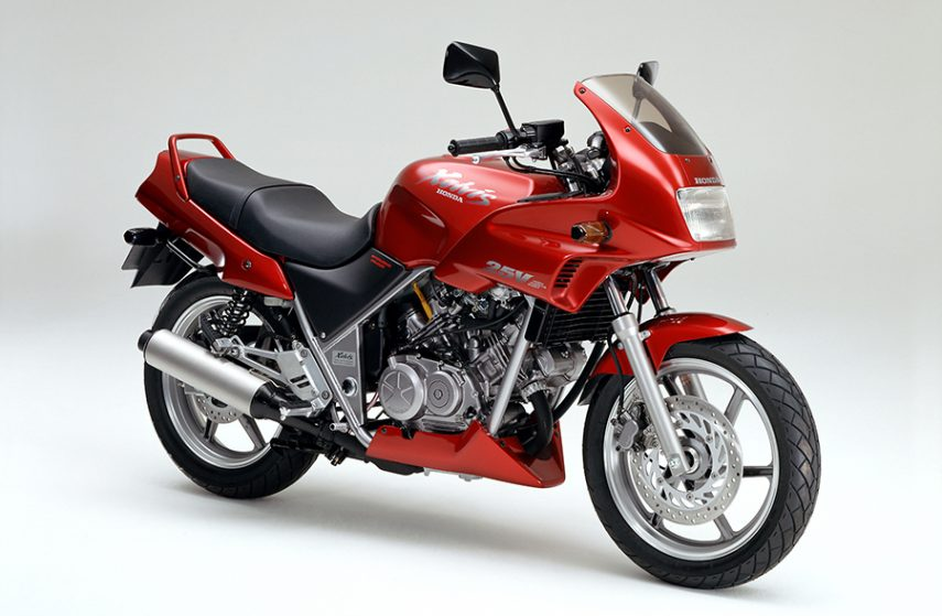 Moto del día: Honda VT 250 FN Xelvis