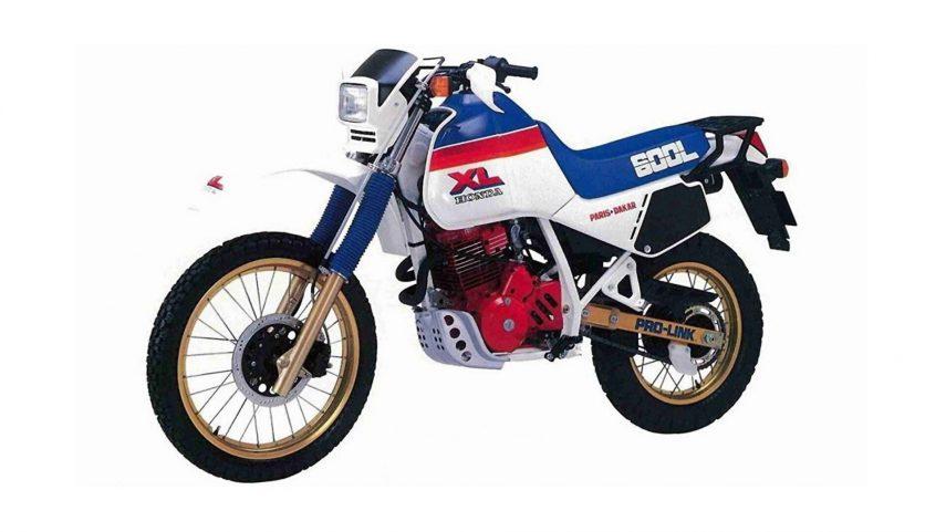 Moto del día: Honda XL 600 LM